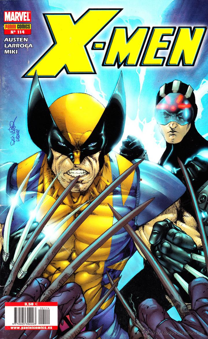8 NUMEROS MUTANTES. X-MEN, NUEVOS X-MEN, NEW X-MEN ACADEMIA X (Tebeos y Comics - Forum - X-Men)
