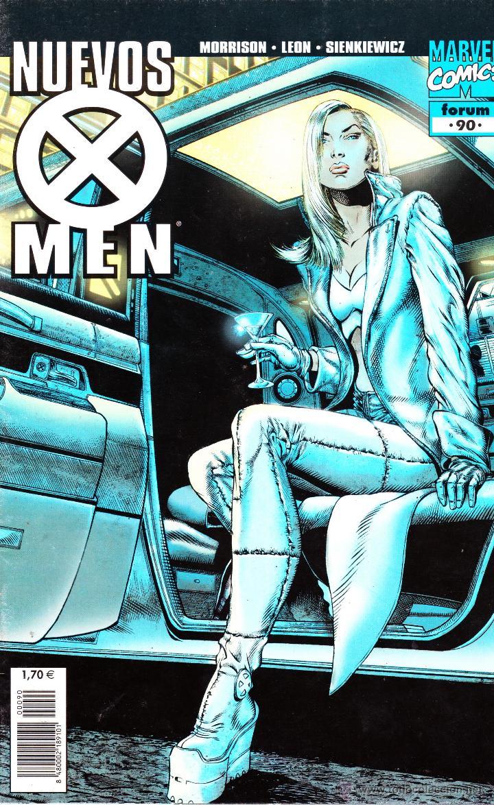 Cómics: 8 NUMEROS MUTANTES. X-MEN, NUEVOS X-MEN, NEW X-MEN ACADEMIA X - Foto 3 - 51110919