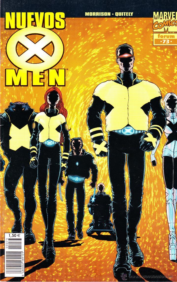 Cómics: 8 NUMEROS MUTANTES. X-MEN, NUEVOS X-MEN, NEW X-MEN ACADEMIA X - Foto 6 - 51110919