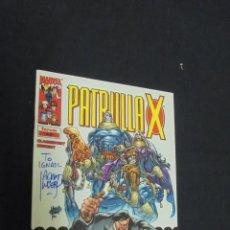 Cómics: PATRULLA X - Nº 63 - EJEMPLAR FIRMADO POR ADAM KUBERT - FORUM - . Lote 51117586