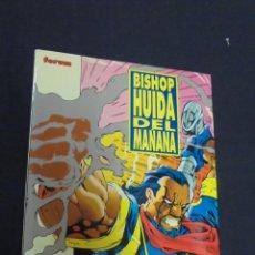 Cómics: BISHOP - HUIDA DEL MAÑANA - EJEMPLAR FIRMADO POR CARLOS PACHECO - FORUM -. Lote 51117666