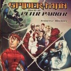 Cómics: SPIDER-MAN. DIARIO DE PETER PARKER DE FRANCESC MARTÍNEZ. Lote 51129800