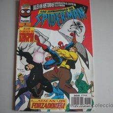Cómics: LAS AVENTURAS DE - SPIDERMAN - Nº - 7 -. Lote 51142599