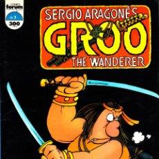 Cómics: GROO THE WANDERER 1. DE SERGIO ARAGONES. Lote 51148207