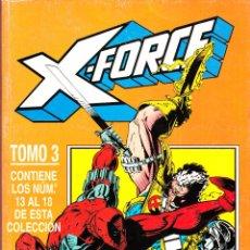 Comics: X-FORCE. 2 RETAPADOS VOL, 1. NUMEROS 1 AL 6 Y 13 A 18 + 2 NUMEROS ESPECIALES. Lote 51148248