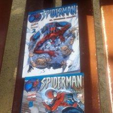 Cómics: SPIDERMAN NUMEROS 2 Y 5 FORUM. TOMO LOMO AZUL.. Lote 51151953