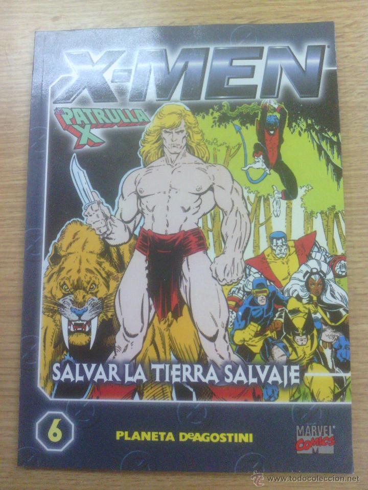 PATRULLA X COLECCIONABLE #6 (Tebeos y Comics - Forum - Patrulla X)