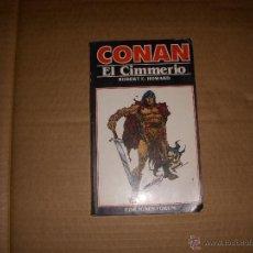 Cómics: CONAN EL CIMMERIO, NOVELA, EDITORIAL FORUM. Lote 51162345