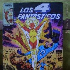 Cómics: LOS 4 FANTASTICOS - FORUM 23 - 1981 - MARVEL - LOS CUATRO FANTASTICOS. Lote 51181007