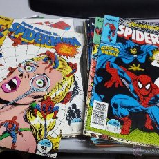 Cómics: SPIDERMAN VOL 1 ¡ LOTE 17 NUMEROS ! MARVEL - FORUM. Lote 49912628