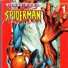 Cómics: ULTIMATE SPIDERMAN.14 NUMEROS. FORMATO REVISTA. Lote 51235961