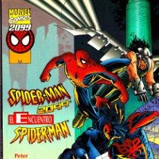 Cómics: SPIDER-MAN 2099 - SPIDERMAN. EL ENCUENTRO. PRESTIGIO. Lote 51244770
