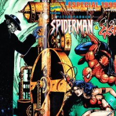 Cómics: PETER PARKER SPIDERMAN. ESPECIAL 1999 SPIDERMAN Y ELEKTRA. Lote 51244873