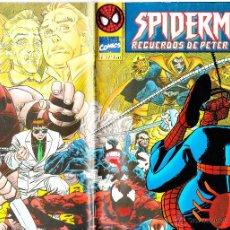 Cómics: SPIDERMAN RECUERDOS DE PETER PARKER. ESPECIAL. Lote 51245001