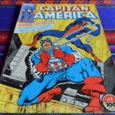Cómics: FORUM VOL. 1 CAPITÁN AMÉRICA Nº 1. 100 PTS. 1985. . Lote 51290316