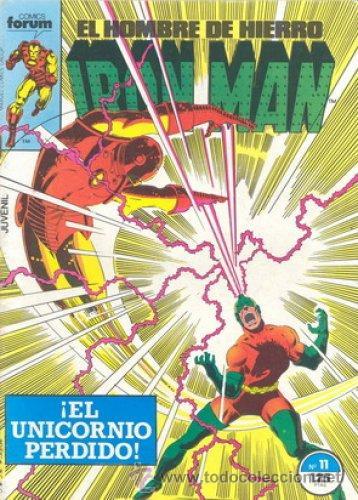 EL HOMBRE DE HIERRO IRON MAN VOL. 1 LOTE DE 14 Nº 11-15-17-38-39-40-41-43-44-45-47-49-50-52 (Tebeos y Comics - Forum - Iron Man)