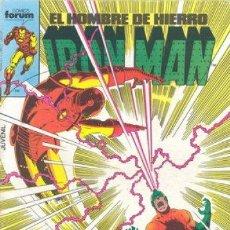 Cómics: EL HOMBRE DE HIERRO IRON MAN VOL. 1 LOTE DE 14 Nº 11-15-17-38-39-40-41-43-44-45-47-49-50-52. Lote 40893825