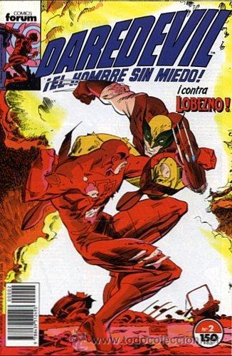 DAREDEVIL VOL. II LOTE DE 17 Nº 2-3-5-6-7-8-9-10-11-12-13-14-15-17-18-25-31 (Tebeos y Comics - Forum - Daredevil)