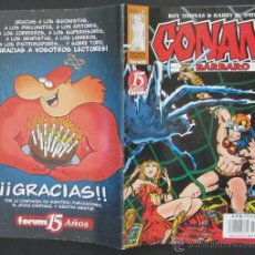 Cómics: COMIC CONAN EL BARBARO NUMERO 4. POSTER CENTRAL. GUION: ROY THOMAS DIBUJO: BARRY W. SMITH. Lote 51418717