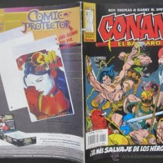 Cómics: COMIC CONAN EL BARBARO NUMERO 12. GUION: ROY THOMAS DIBUJO: BARRY W. SMITH. Lote 51419019