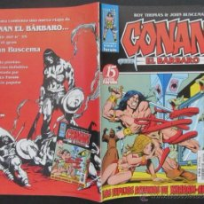 Cómics: COMIC CONAN EL BARBARO NUMERO 25. GUION: ROY THOMAS DIBUJO: JOHN BUSCEMA. Lote 51419685