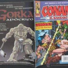 Cómics: COMIC CONAN EL BARBARO NUMERO 52. GUION: ROY THOMAS DIBUJO: JOHN BUSCEMA. Lote 51419863