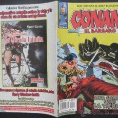 Cómics: COMIC CONAN EL BARBARO NUMERO 56. GUION: ROY THOMAS DIBUJO: JOHN BUSCEMA. Lote 51419932