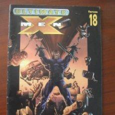 Comics: ULTIMATE X MEN Nº 18 FORUM CA. Lote 212380558