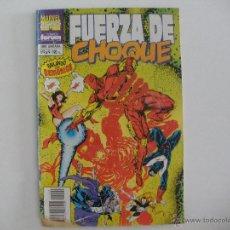 Cómics: FUERZA DE CHOQUE - IRONMAN - MARVEL COMICS -. Lote 89713486