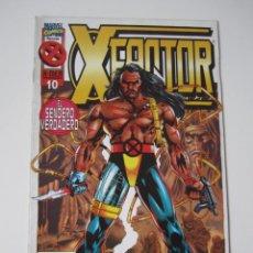 Cómics: X FACTOR EL SENDERO VERDADERO Nº 10 X-MEN MARVEL COMIC FORUM PLANETA DEAGOSTINI TEBEO COMICS. Lote 51479014