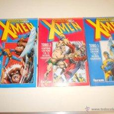 Cómics: OBRA COMPLETA. PROFESOR XAVIER Y LOS X-MEN. Lote 51500472