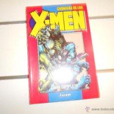 Cómics: OBRA COMPLETA. CRONICAS DE LOS X-MEN. Lote 51500624
