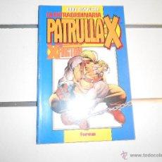 Cómics: OBRA COMPLETA. LA EXTRAORDINARIA PATRULLA X Y X-FACTOR. Lote 51500880