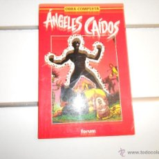 Cómics: OBRA COMPLETA. ANGELES CAIDOS. Lote 51500967