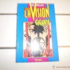 Cómics: OBRA COMPLETA. LA VISION Y EL HOMBRE GIGANTE. Lote 51500987