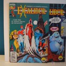 Cómics: EXCALIBUR 1 Y 2 - ESTADO IMPECABLE - FORUM - MARVEL - 1989. Lote 51541309