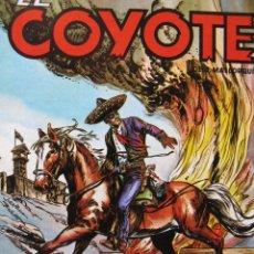 Cómics: EL COYOTE. Nº 2. EDICIÓN POPULAR. (COMO NUEVO). Lote 51586127