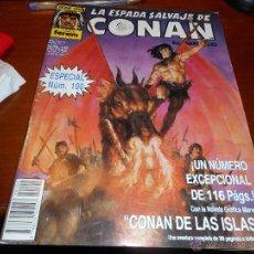 Cómics: LA ESPADA SALVAJE DE CONAN 100. Lote 51628050