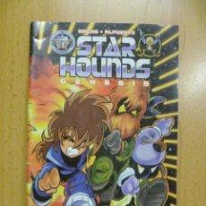 Cómics: FANHUNTER - STAR HOUNDS GENESIS. NÚMERO ÚNICO. Lote 51703799