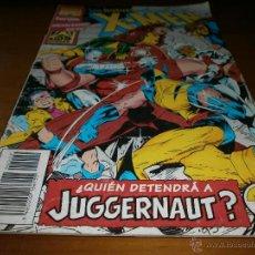 Cómics: LAS NUEVAS AVENTURAS DE LOS X-MEN - VOL. I - Nº 9 - ¿QUIEN DETENDRÁ A JUGGERNAUT ? - 1993.. Lote 51886148