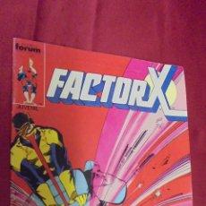 Comics: FACTOR X. Nº 14. FORUM. . Lote 51894954
