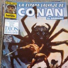 Fumetti: LA ESPADA SALVAJE DE CONAN -- Nº 120 -- SERIE ORO -- FORUM --. Lote 52009119