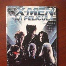 Cómics: X MEN LA PELICULA FORUM C4. Lote 52087480