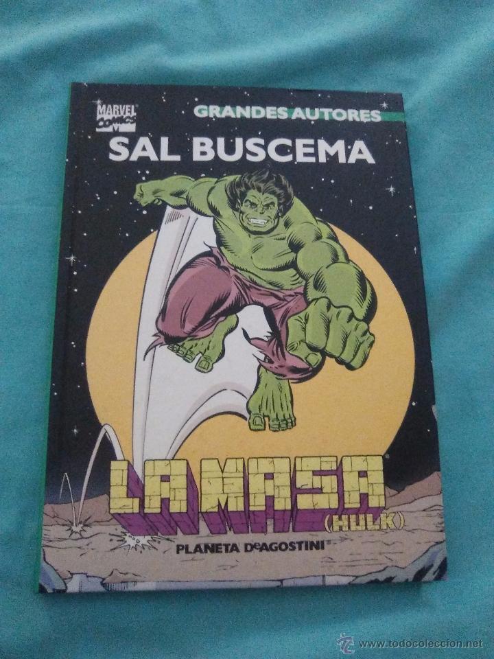 LA MASA: HULK: GRANDES AUTORES: SAL BUSCEMA: FORUM (Tebeos y Comics - Forum - Hulk)