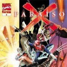 Cómics: PARAISO X LOTE DE 3 Nº (1-4-5). Lote 52217823
