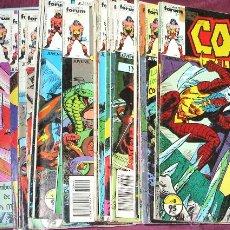 Cómics: LOTE DE 34 COMICS DE CONAN EL BARBARO DE COMICS FORUM MARVEL. Lote 52286630