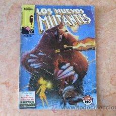 Cómics: LOS NUEVOS MUTANTES Nº 19,MARVEL,COMICS FORUM,AÑO 1987. Lote 52297330