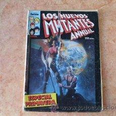Cómics: LOS NUEVOS MUTANTES,ESPECIAL PRIMAVERA,MARVEL,COMICS FORUM,AÑO 1986. Lote 149441654