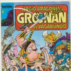 Cómics: GRONAN EL VAGABUNDO Nº 9.. Lote 52314670