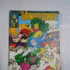 Cómics: LOS VENGADORES. NUMEROS 81, 82, 83, 84 Y 85. RETAPADO FORUM. TDKC11. Lote 52386411